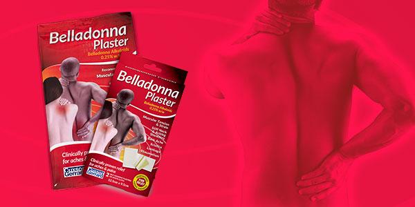 Belladonna Plaster