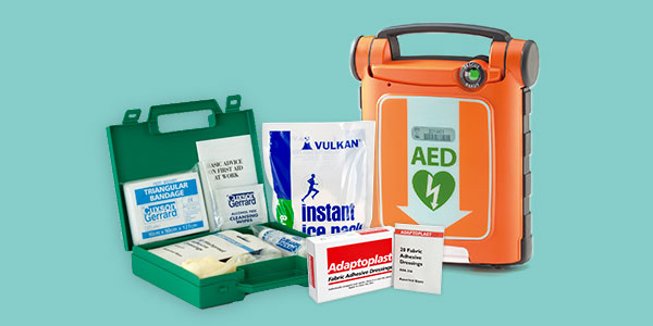 First Aid Fast