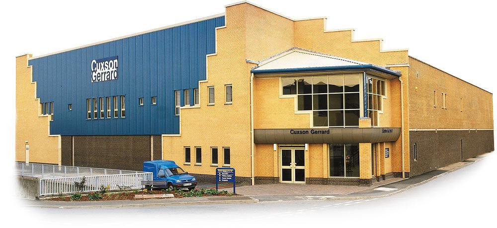 Cuxson Gerrard Building